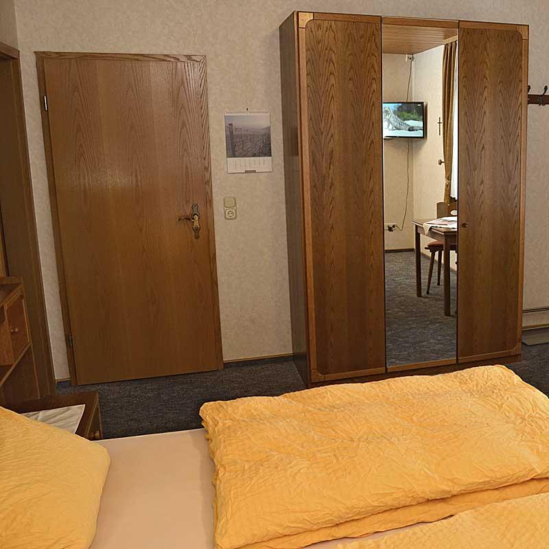 Doppelzimmer, Gästehaus Ehmer, Neustadt / Weinstr.