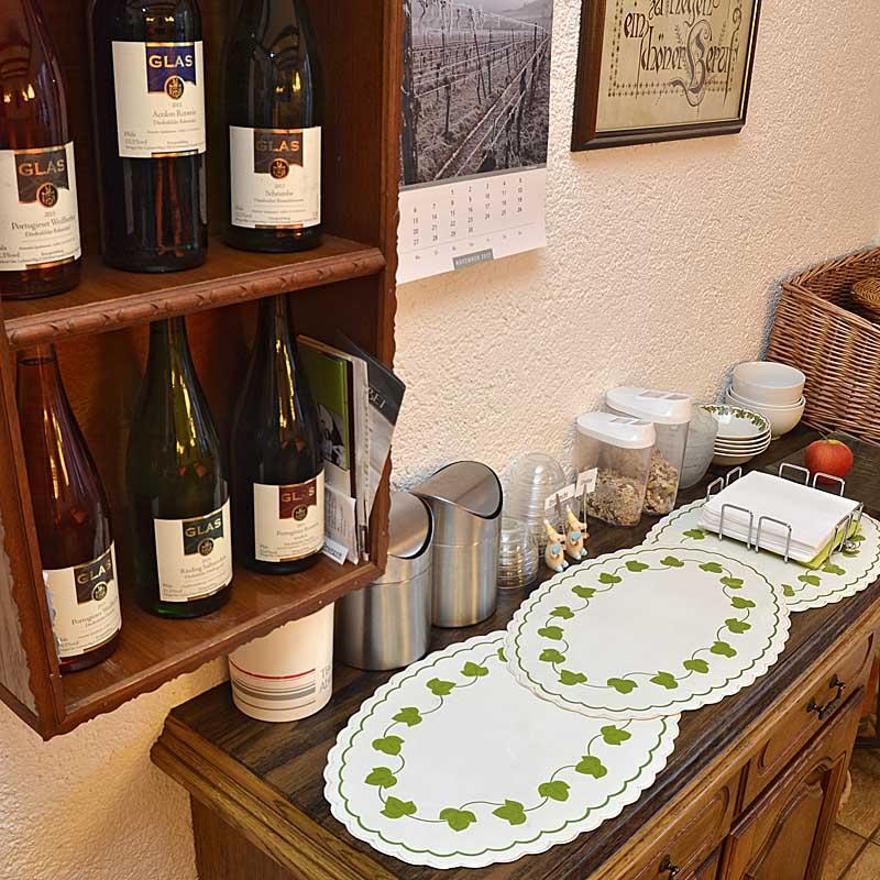 Frühstücksraum, Gästehaus Ehmer, Neustadt / Weinstr.