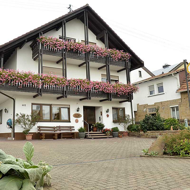 Gästehaus Ehmer an der Weinstraßenmitte, Diedesfeld (Neustadt / Weinstraße)