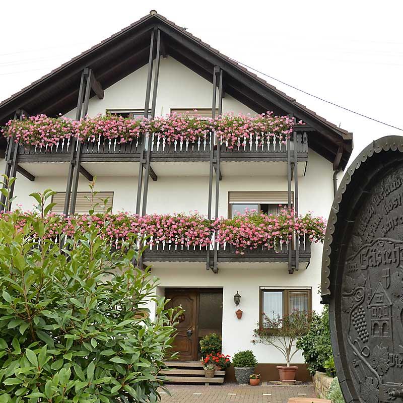 Gästehaus an der Weinstraßenmitte